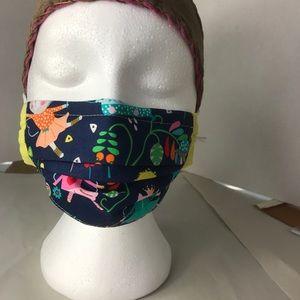 Kids Mask for 9 yrs-teen Cat Fairies cotton soft